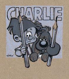 Boule et Bill sont Charlie