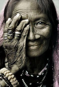Some people, no matter how old they get, never lose their beauty – they merely move it from their faces into their hearts. --Martin Buxbaum