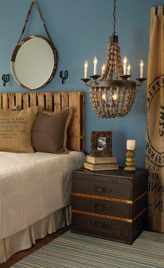 Faire une tête de lit soi-même peut être amusant et transforme la chambre à coucher. Trouvez ici des solutions originales pour têtes de lit vertigineuses.