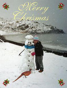 Eftalou - Customised Christmas Cards Fine Art America