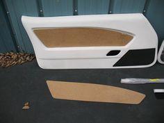 Marquez Design door panels - NastyZ28.com custom fiberglass camaro