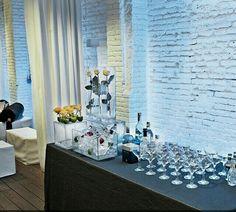 Barra de Gin Tonics / Gin Tonics Bar. By Sarova Catering, La Floreria  Espiral Spaces