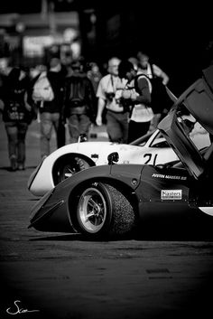 Lola T70's Canam - 1968 by Stijn Sioen, via Flickr