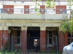 Old hospital Mooroopna Victoria Australia