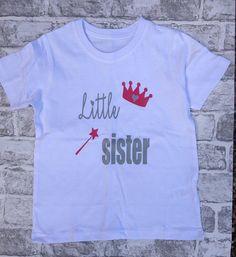 little sister t shirt 4-5 6-7
