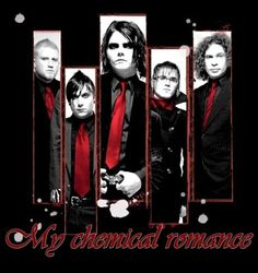 my chemical romance - Bing Images My Chemical Romance, Emo Bands, Rock Bands, Ray Toro, Sweet Revenge, All Band, Mikey Way, Black Parade, Old Music