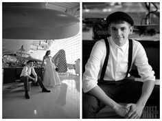 I Dream in Vintage Airplanes ~ Pearl Harbor Wedding Inspiration   Karen Stott