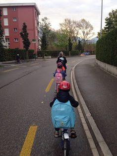 Mamma Stranger Blog: Passeggiando in Bicicletta in Svizzera Italiana Mamma, Blog, Blogging