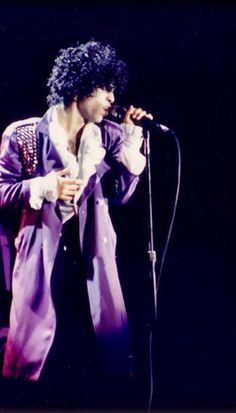Prince & The Revolution Purple Rain Tour 1984-1985