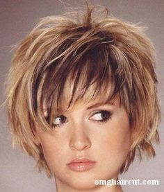 short funky hairstyles Beautiful Short Hairstyles For Women