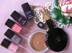 chanel cosmetics Best nail polish and make-up