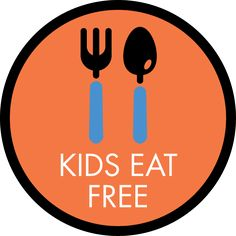 "Kids Eat Free or Cheap at Area Restaurants -- See which area restaurants offer a ""kids eat free"" deal, a promotion for an inexpensive kids meal or have a fun activity going on to keep the kids occupied while you spend a few precious moments having adult conversation!"