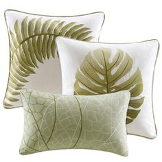 3 Piece Huntington Pillow Set