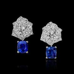 White gold Diamond Earrings - Piaget Luxury Jewellery G38LH400