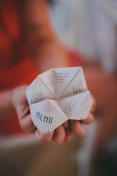 Idée présentation menu LMAPN