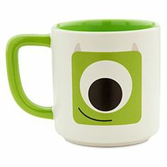 Disney Mike Wazowski Mug - Monsters, Inc.