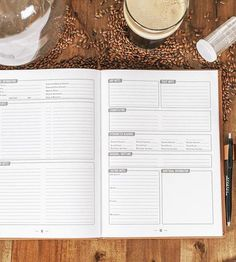 At-home beverage engineers, rejoice. Now you can log all of your craft beer recipes and experiments in this handsome Brew Journal. The logbook features space to record the outcome of over 70 batches of beer, complete with spots to list ingredients, document your process and add tasting notes. As an added bonus, the Brew Journal includes reference pages for hops and yeast strains, beer color and glassware, even an alcohol by volume chart.