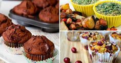 Nejoblíbenější recepty na slané, sladké i bezlepkové muffiny