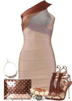 """Untitled #592"" by mzmamie ❤ liked on Polyvore"
