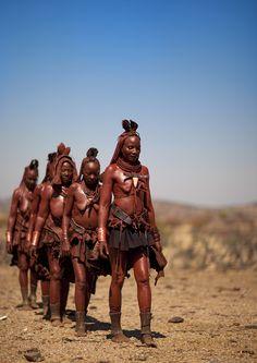 Himbas women - Angola | by Eric Lafforgue