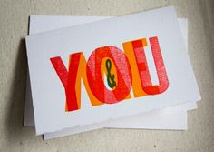 #You #typography