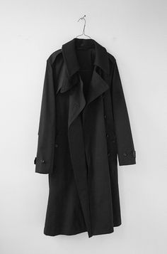 The Repeat Piece: Trench Coat by Christophe Lemaire