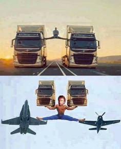 Van Damme sau Chuck Norris