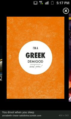 Cool wallpaper for percy jackson fans geek pinterest percy im actually roman but i like the greeks better voltagebd Choice Image