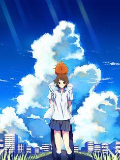 Toki wo Kakeru Shoujo (The Girl Who Leapt Through Time)