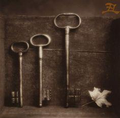 Keys by kororowoxDD@deviantart.com.