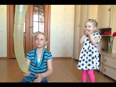 Развлечение для детей Летающие Шарики !!! Entertainment for children Fly...