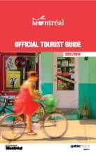 Guide touristique officiel 2013 | Official Tourist Guide 2013