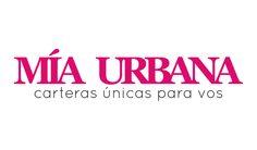 Logotipo - Mía Urbana. Carteras & bolsos.