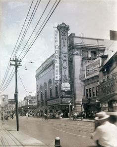 #throwbackthursday Built in 1925, the St. Louis Theatre presented vaudeville and motion pictures for nearly 40 years. The @STL Symphony purchased the building in the mid-1960s. The theatre was renamed to honor Walter S. Powell, whose widow, Helen Lamb Powell, contributed extensively to the hall's renovation. Click the link to zoom in on the picture: http://collections.mohistory.org/photo/PHO:35475