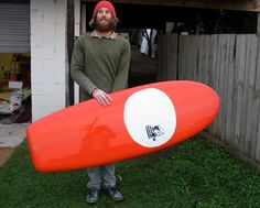 The Alley Fish Fry: Rake Surfboards and the Mini Simmons