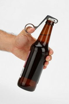 One-Handed Bottle Opener. Because its so stupid and just in the way to open a bottle with two hands.