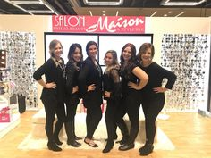 """- Salon Maison (@salonmaisoninc) on Instagram: """"That's a wrap for the Seattle Bridal Show! We had so much fun and hope you did too! 💞💕💞…"""""""