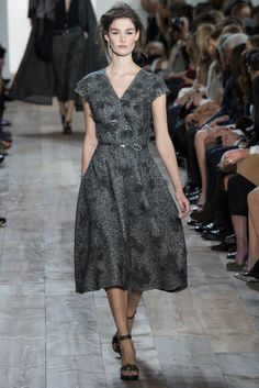 Michael Kors Collection Fall 2014 Ready-to-Wear Fashion Show - Ophelie Guillermand