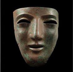 Aboutaams present: Roman Parade Bronze Mask.