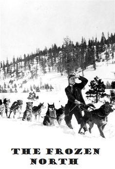 Pamplinas en el Polo Norte (1922) EEUU. Dirs: Buster Keaton, Malcolm St. Clair. Curtametraxes. Comedia - DVD CINE 2450-IV