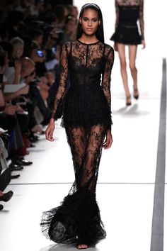 Elie Saab | Spring 2014 Ready-to-Wear Collection | Style.com
