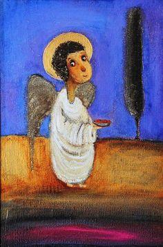 Angel by Guga Tevdoradze