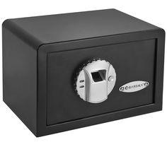 Mini BioMetric Key Lock Wall Safe