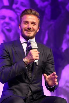 "David Beckham in an interview with Manchester United: ""It was an emotional night. I had a lot of family and friends and people I'd played with who have been part of my career there and it was all for such a good cause. Nordoff Robbins are such a great charity and the event helped raise a lot of money and awareness which is very important."""
