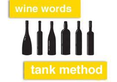 Wine Words: Tank Method (Charmat Method)