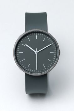 Uniformwares. Just bought this watch for Eugene. It's great. Love the minimalist design