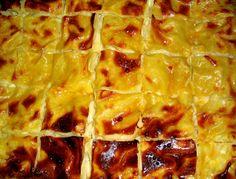 "Cheese cake ""Achma"" / აჩმა ხაჭაპური"