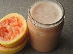 grapefruit juice to burn extra calories :)