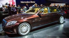 Everything you need to know about the Mercedes-Maybach S600, including impressions and analysis, photos, video, release date, prices, specs, and predictions from CNET.