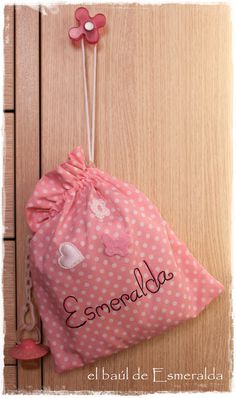 El baúl de Esmeralda ♥♥♥: TUTORIAL BOLSITA PARA MERIENDA